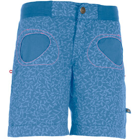 E9 N Onda St Shorts Women, cobalt blue